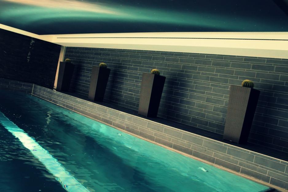 piscine-led