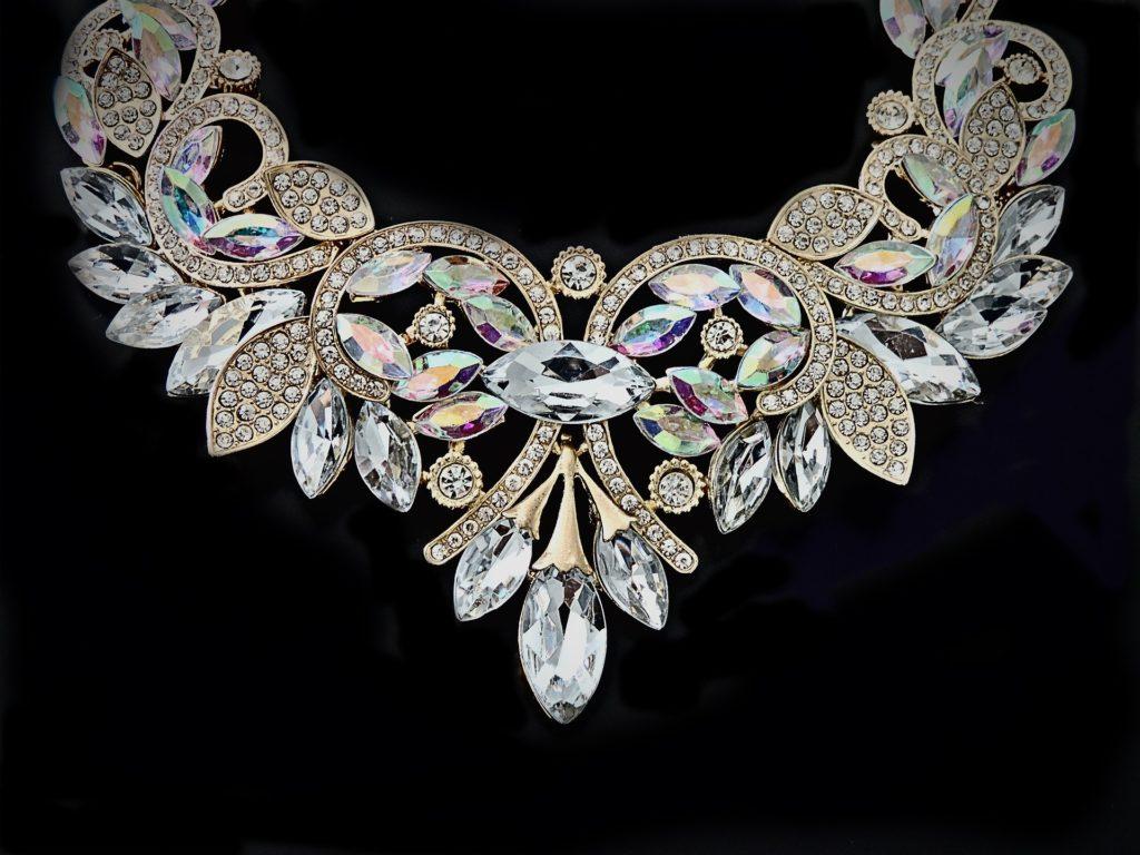 bijoux cristal collier lalique